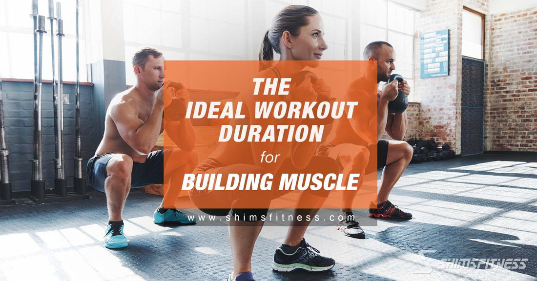 ideal workout duration