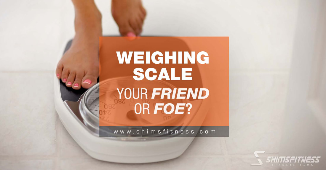 weighing scale friend foe