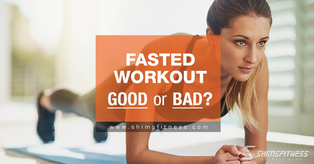 fasted workout good or bad