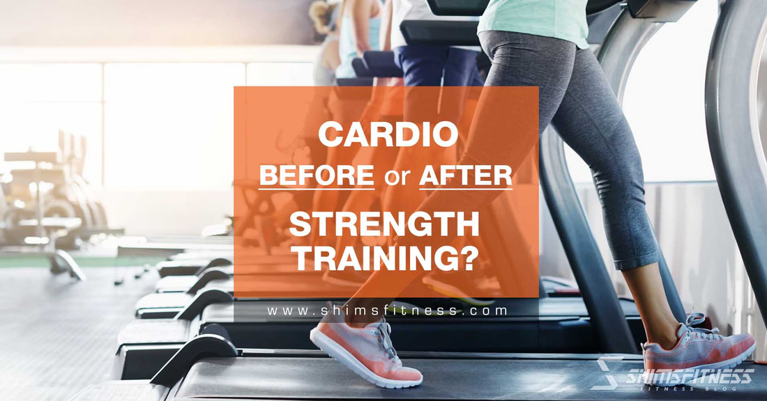 cardio before or after strength training