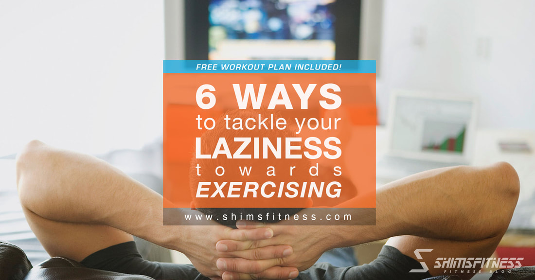 lazy to exercise