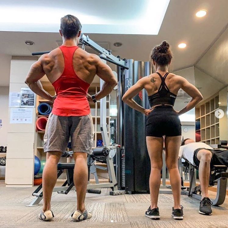 shimsfitness personal training sg best personal trainer